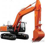 услуги проката экскаватора гусеничного Hitachi zx 330 LC