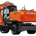 Hitachi zx 210 w
