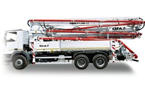 Cifa K36ZX 36 м